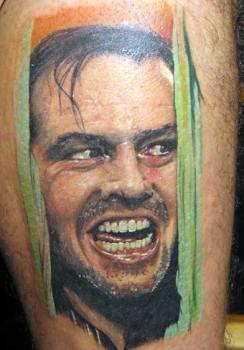 Tatuaje El Resplandor