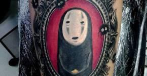 Tatuaje de espíritu