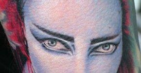 Tatuaje Siouxsie Sioux