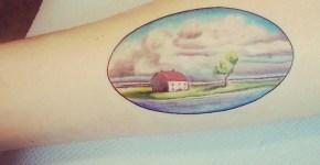 Tatuaje Spirited Away