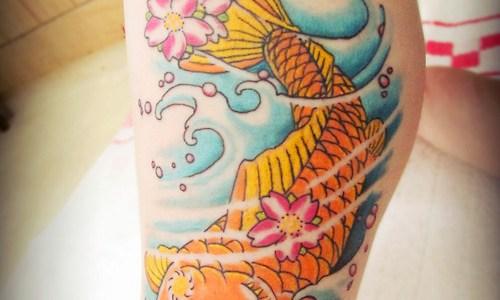 Tatuajes Japoneses Archives Página 4 De 12 Tatuajesxd