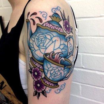 Tatuaje juego te