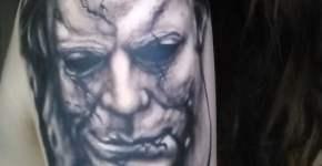 Tatuaje Michael Myers