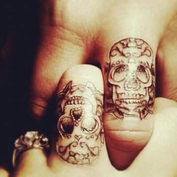 Tatuajes para parejas casadas