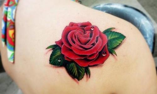 Tatuajes flores