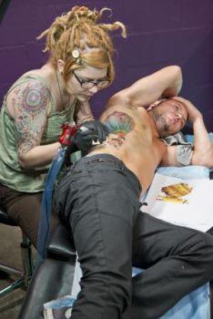 Best Ink concursante