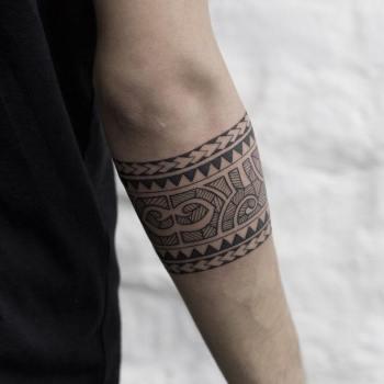 tatuajes de brazaletes 2