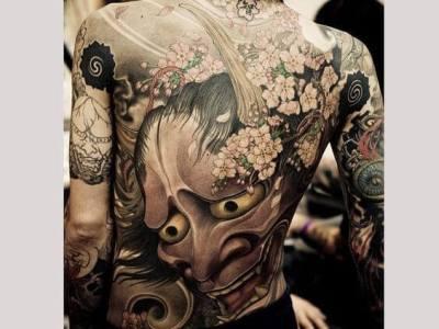 Tatuajes japoneses3