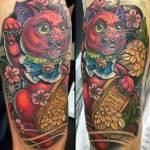 neko tatuaje