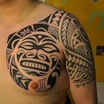 tatuajes maoris