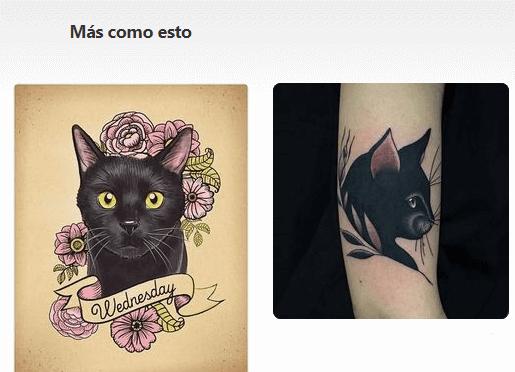 buscar tatuajes en Instagram