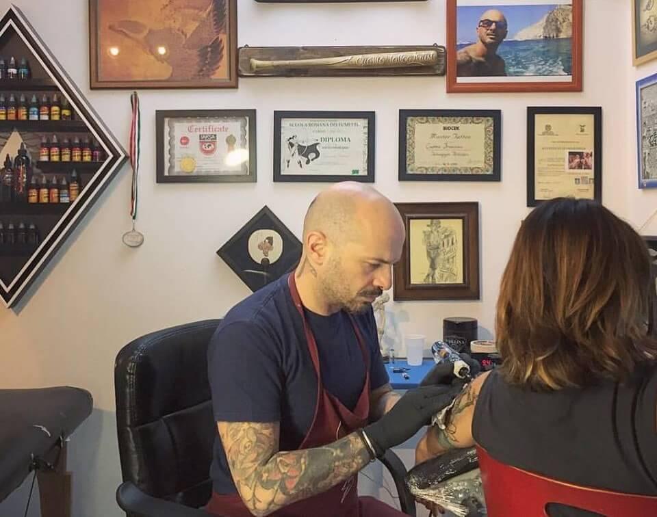 Eternal City Tattoo