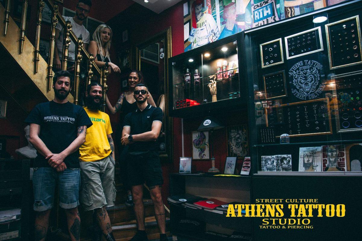 Athens Tattoo Studio