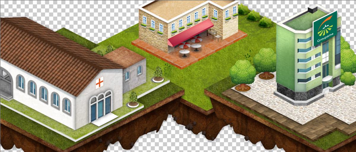 Groupama - Construction