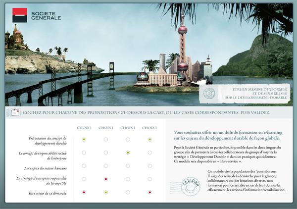 Tatziki - Société Générale Développement durable