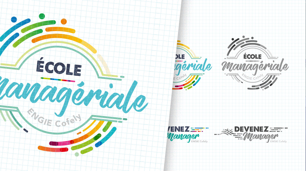@TATZIKI - Logos ENGIE Cofely - École Managériale
