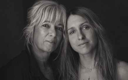 Mutter Tochter Portraits