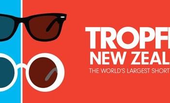 Tropfest NZ logo