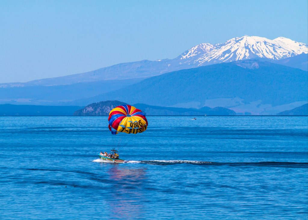 The Bucket List: Taupo's Top Attractions