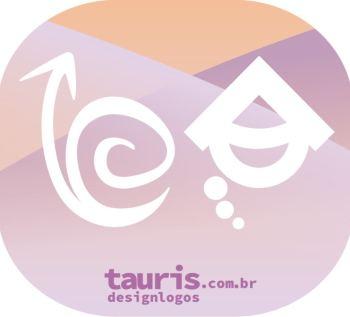 Case Na Sua Casa Mídia, Case Na Sua Casa Mídia, tauris design logos criação de logotipo profissional logo marca logomarca marca design designer