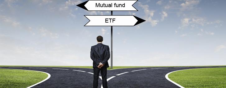 ETF vs. Fondi Comuni
