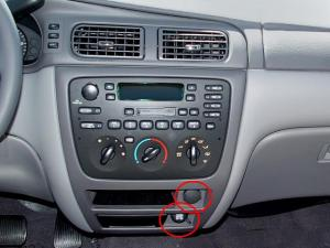 How Many Cigarette Lighter Does 05 Taurus Have?  Taurus