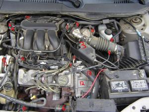 Need Help Labeling A Gen 4 Vulcan Diagram  Taurus Car