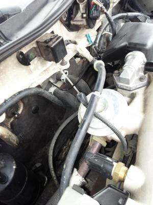Vacuum line nightmare 1994 taurus 30  Taurus Car Club of