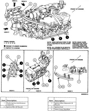 Diagrams for '9699  Page 3  Taurus Car Club of America