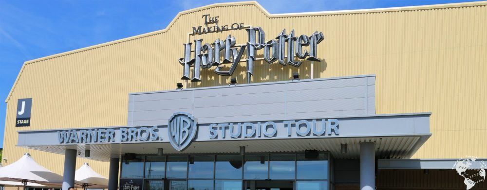 Warner Bros Harry Potter Studio in London