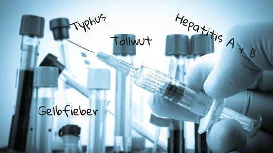 Impfungen auf Reisen – was muss und was kann??