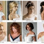 5 UNIQUE AND FASHIONABLE HAIRSTYLES FOR THE BRIDE