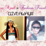 MISS APRIL x FASHION TRAVELS GIVEAWAY! (CLOSED)
