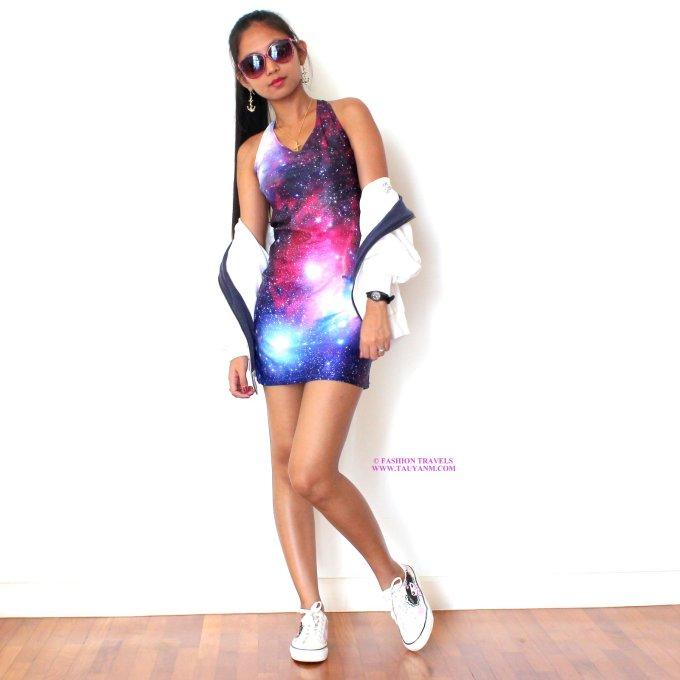 #fashiontravelswwwtauyanmcom #ootd #galaxy