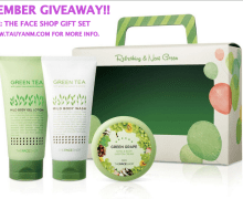 September International Giveaway!