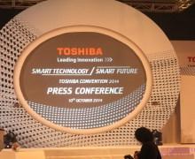 Toshiba Convention 2014: Smart Technology. Smart Future