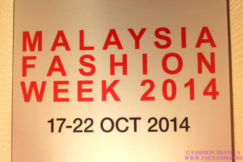behind the scenes of the Malaysia Fashion week, malaysia fashion blogger