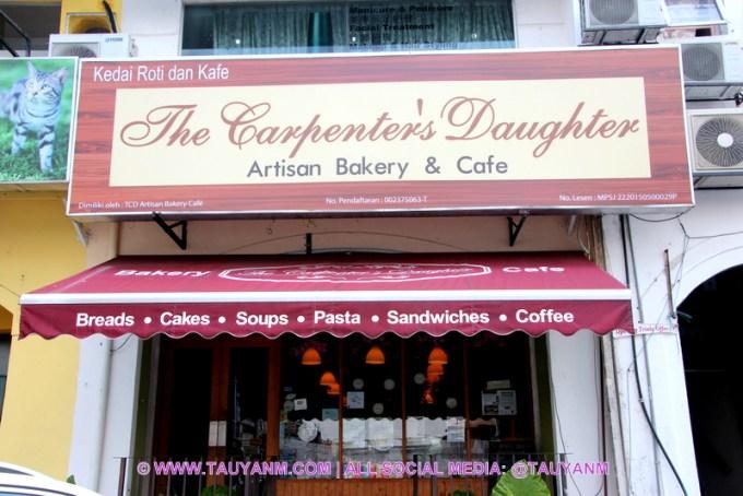 the carpenter's daughter