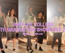 Raffles College 34th Graduation Showcase 2015 (Photos & Video)