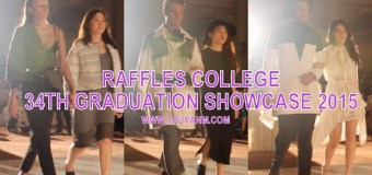 Raffles College 34th Graduation Showcase 2015 (Photos & Video)