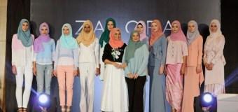 Zalora x Naelofar Hijab Fashion Show