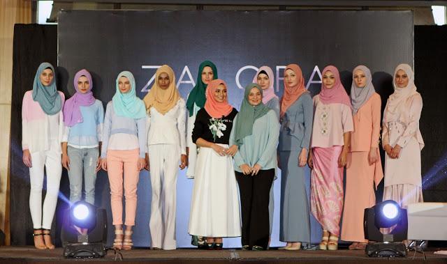 naelofar hijab x zalora