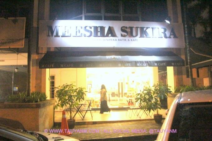 M Cafe by Meesha Sukira