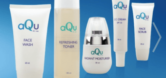 AQU – It's Me, A Cool Malaysian Made Skin Care Product Available at Watsons