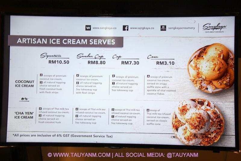 sangkaya ice cream coconut
