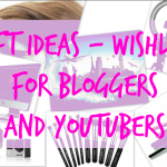 Christmas Wishlist 2015! (Christmas Gift Ideas) for Bloggers and Youtubers