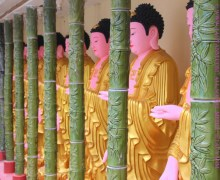 Travel Vlog: Penang, Malaysia Part3 Kek Lok Si – Kuan Yin Temples (Photos + Video)
