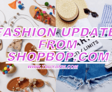 Fashion Update from Shopbop.com