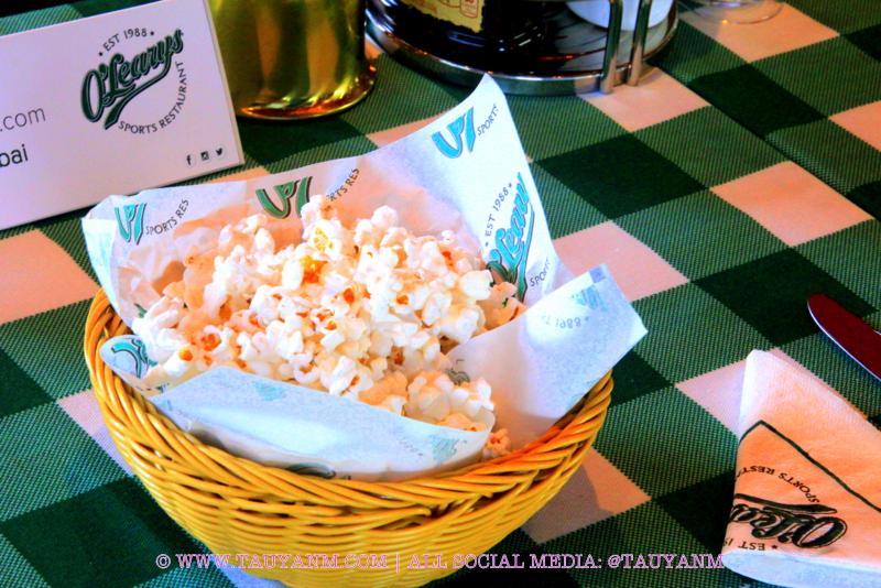 O'learys , #Olearys, #DubaiBlogger, #FoodBlogger