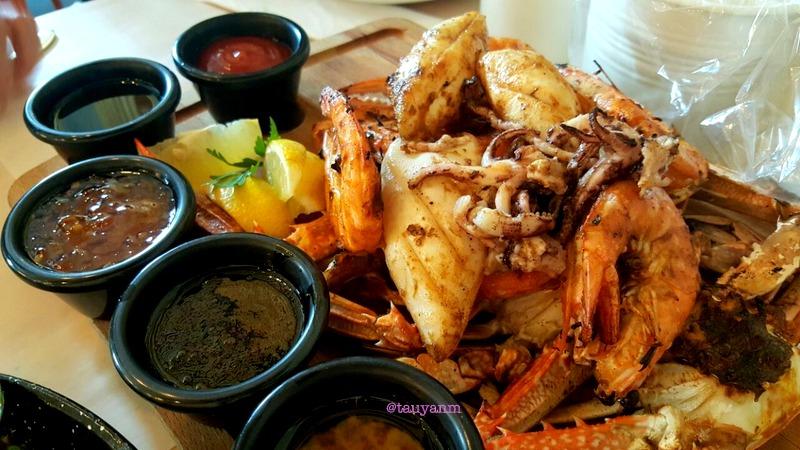 mr. crab dubai, uae #dubaifoodblogger